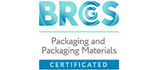 Member of BRCGS Packaging and Packaging Materials