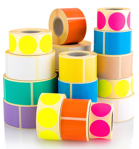 First Choice Labels Manufacture Self-Adhesive Labels In All Colours