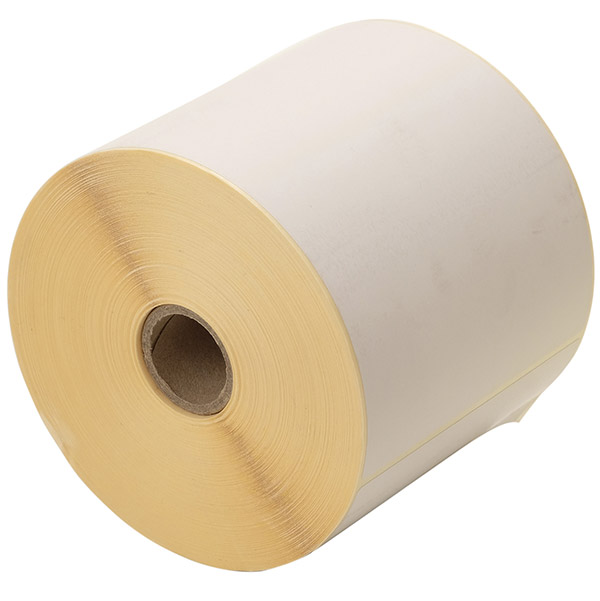 Roll of Plain Labels - All sizes and shapes as we manufacture them