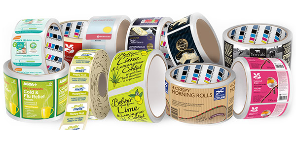 Printed Label Manufacturers and Printers