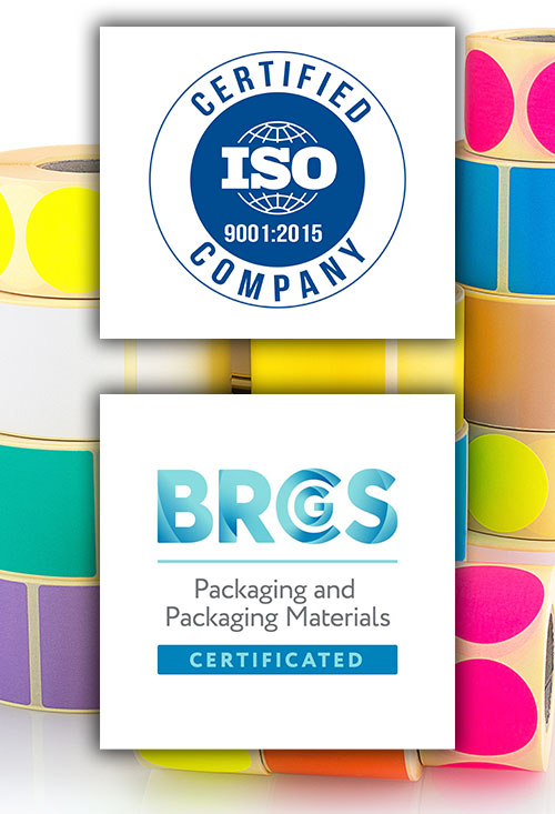 FCL are QA ISO9001 and BRCGS Packaging Certified